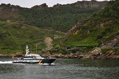 """La """"Ro Nervin"""" (Txemari Roncero) Tags: pasaia euskadi euskalherria guardiacivil barco boat seaport txemarironcero nikon nikond7000 nikkor1685 paisaje landscape jaizkibel donibane pasajessanjuan mar"""