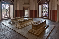 Cenotaphs, Humayun's Tomb, Delhi, India (bfryxell) Tags: cenotaph delhi humayunstomb india