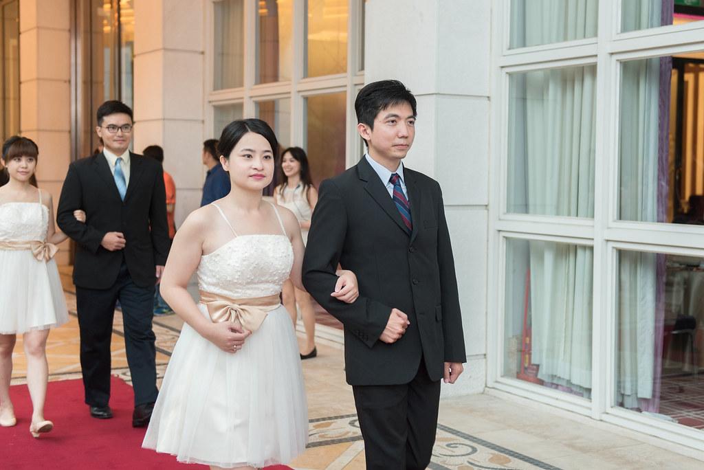 中僑花園飯店婚禮記錄雅琇與紋瑞-60