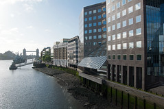 The View From London Bridge (D_Alexander) Tags: uk england london southlondon southeastlondon river thames