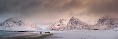 Winter Wonderland (Mark McLeod 80) Tags: 2016 arctic lofoten lofotenislands markmcleod markmcleodphotography norway mountains ocean winter