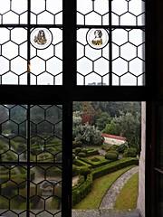 le labyrinthe (1) (canecrabe) Tags: brzeg chteau muse renaissance pisan silsie labyrinthe topiaire jardin buis