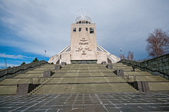 Liverpool Metropolitan Cathedral - exterior (bvi4092) Tags: d300s nikon worship liverpool church cathedral sigma sigma1020 liverpoolmetropolitancathedral stairs architecture 18105mm f3556 city building religion sky outside outdoor exterior