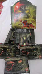 Kanohi/Krana pack (Thibaut_Piruk) Tags: room canister chambre bionicle toa