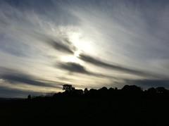 Ce matin à 8h30 (karine_avec_1_k) Tags: cloud sun happy soleil nuage bonheur balade saintpatricksday aspiran