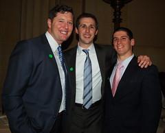Former Congressman Patrick Murphy, Colin Burke & Austin Lucas