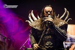 Lordi en Zaragoza 22/03/2015