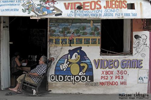 Old School - Nicaragua