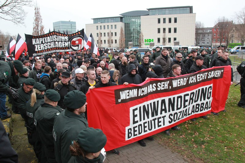 Neonazi-Aufmarsch Dortmund-11