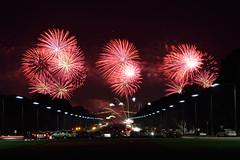 fireworks canberra (chabalmathias) Tags: colors catchycolors australia firework couleur act feuxdartifice australie oceania nikond3200 oceanie nikkor1855mmf3556 nikkor55300mmf4556