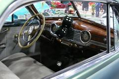1948 chevrolet (bballchico) Tags: 1948 chevrolet custom fleetline kustom portlandroadstershow davespear sandyspear