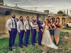 Malleli & Raphael Gallardo Wedding Photos (adenak kaneda) Tags: california white love groom photo babies dress group marriage groomsman brides weddings weddingday marry reseda weddingphotography kanedathe28th