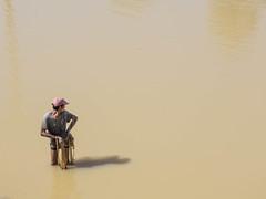 Fischer bei Siem Reap