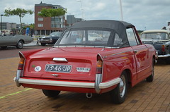 1969 Triumph Herald 73-46-JP (Stollie1) Tags: 1969 triumph herald 7346jp