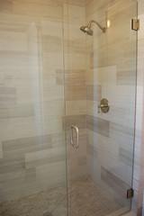Evans boys shower