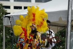 Little Freddie King at French Quarter Fest 2015 Day 3, April 11