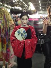2nd Place IMATS battle of the brushes (carolina lebrun - hair & make-up) Tags: china nyc beauty makeup competition mus awards chinesse premio maquillaje 2ndplace asianmodel imats imatsny nycmua imatsofficial colombianmua