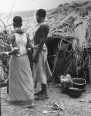 1979 Lake Turkana Trip, photos recovered (Robin Hutton) Tags: africa people lake fishermen kenya african poor tribes nomadic turkana robinhuttonart
