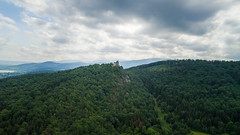 DJI_0090 (flyrecord) Tags: lake castle nature beautiful clouds giant landscape earth poland aerial polarized mountians aerialphotography karkonosze mountian drone djiglobal flyrecord