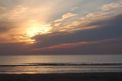 2016-05-09-Zandvoort- 004 (marcnico27) Tags: pink sunset orange beach strand noordzee shore northsea zandvoort 2016 marcnico27