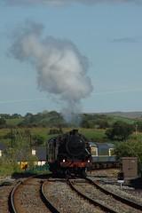 DSC07541 (Alexander Morley) Tags: ireland no 4 patrick railway class number railtour westport ncc society derby preservation wt lms croagh rpsi 264t