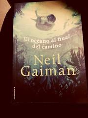 Nueva lectura #NeilGaiman (jimenitaben) Tags: neilgaiman