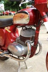 20150530 Davezieux Ardche - Rtromobile 07 - Jawa 350cc -(1972)-001 (anhndee) Tags: moto motorcycle ardeche motorbyke motorrad byke ardche rhonealpes annonay motosanciennes