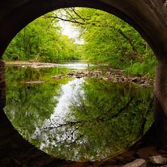 Evansburg State Park (Garen M.) Tags: panorama pennsylvania filter ndfilter evansburgstatepark skippack ndgradfilter eightarchbridge zuiko17mmf18 olympusomdem1
