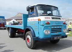 Commer 2 Stroke (fannyfadams) Tags: uk test cars models tractors a5 lorries anglesey northwales showground a55 stationaryengines angleseyvintagerally tractorpullingauto