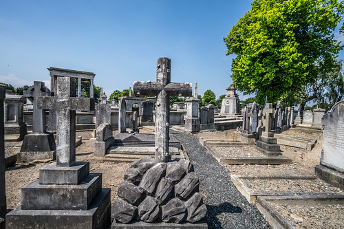 MOUNT JEROME CEMETERY AND CREMATORIUM IN HAROLD'S CROSS [SONY A7RM2 WITH VOIGTLANDER 15mm LENS]-117048