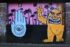 Graffiti: Nice point (Pascal Volk) Tags: streetart berlin graffiti wideangle wa ww sandino superwideangle sww uwa weitwinkel swa 19mm berlinlichtenberg ultrawideangle uww ultraweitwinkel superweitwinkel canonef1635mmf4lisusm canoneos6d althohenschönhausen