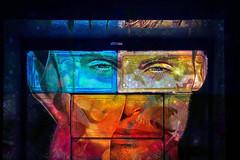 Hi Fidelity Existentialism (JangoFeldman) Tags: photomanipulation photoshop effects surrealism surreal textures genderqueer layered pixabay personalispolitical picmonkey
