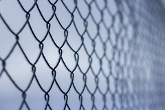 Frozen fence (Tech-Nic) Tags: winter makro zaun eiskristalle niftyfifty eos600d eiskristallewintermakro