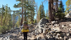 20160625_080135 (lovz2hike) Tags: lovz2hike duck lake pass trail barney pika mono county mammoth lakes coldwater campground fishing hiking backpacking wonderlust fresno inyo sierra nevada john muir wilderness
