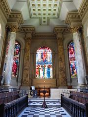 Choir and Chancel (robin_birdie) Tags: burnejones birminghamcathedral