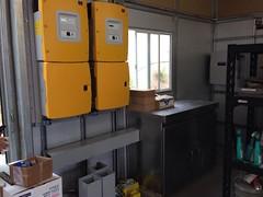 Crosby Sunny Island - 2 (PowerHouse Solar) Tags: island islands solar battery sunny phs batteries pv powerhouse crosby