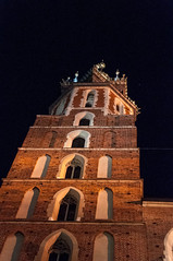 Krakow druga rano-111 (MMARCZYK) Tags: polska krakow nuit noc mariacki cracovie rynek pologne kosciol glowny