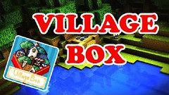 Village Box Mod (Teen Thng Tn) Tags: game 3d minecraft