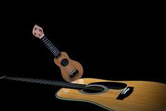 iUke mini Ukulele & Westernguitar [2] (FHgitarre) Tags: ukulele iuke miniukulele guitar westernguitar westerngitarre