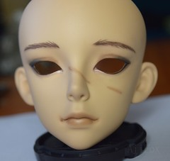 Luts Thanos (AjiFox) Tags: bjd faceup luts thanos real skin brown commission
