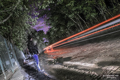 Long Exposure Translucence and Light Trail Photography