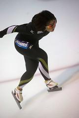 A37W6069 (rieshug 1) Tags: speedskating schaatsen eisschnelllauf skating worldcup isu juniorworldcup worldcupjunioren groningen kardinge sportcentrumkardinge sportstadiumkardinge kardingeicestadium sport knsb ladies dames 500m