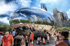 The Egg Effect - Kapoors Cloud Gate...6O3A2342A (dklaughman) Tags: egg millenniumpark cloudgate chicago illinois