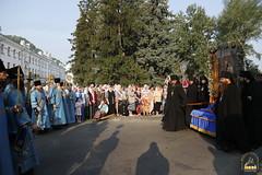 09. Meeting of the Svyatogorsk Icon of the Mother of God / Встреча Святогорской иконы в Лавре