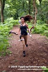 Tomb Raider Shoot with Annick  14 (berserker244) Tags: yggdrasilphotography60072016 guerrillaphotography yggdrasilphotography evandijk annick annickscosplay laracroft tombraider riseofthetombraider grebbeberg rhenen