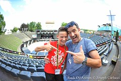 Staff & Backstage Lundi 01 août 2016 /