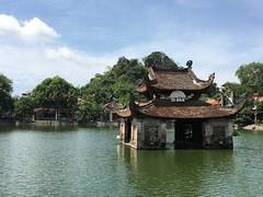 Hanoi - Thay Pagoda, 2016 (A+N Stiff) Tags: hanoi vietnam chuathay thaypagoda pagoda waterpuppet water building architecture