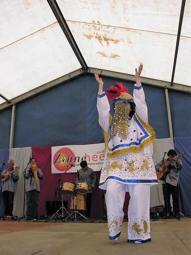 Tuinfeest met Folklore groepen © Antheunis Jacqueline