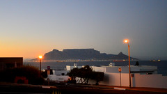 Early Morning Mountain (RobW_) Tags: africa morning mountain march early town south cape monday 2015 bloubergstrand mar2015 02mar2015
