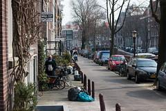 Morning on Bloemgracht (avitania) Tags: netherlands amsterdam bloemgracht